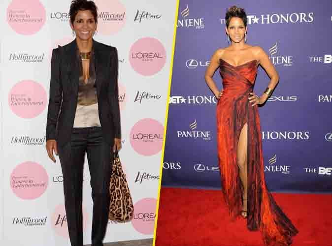 looks d u0026 39 halle berry   d u00e9couvrez son cv fashion