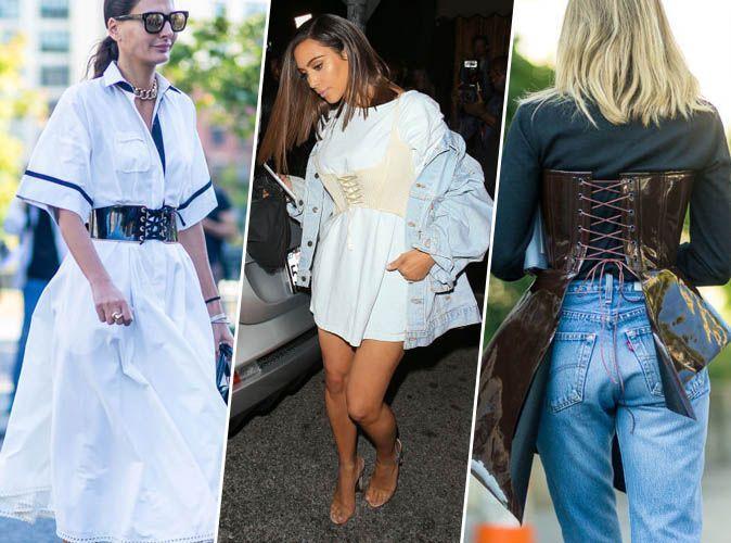Mode emma de caunes joeystarr inna modja julian - Porter un corset tous les jours ...
