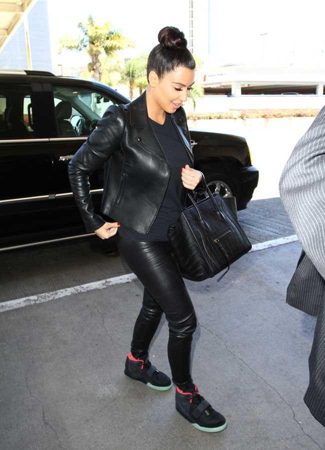 Kardashian Kardashian Nike Kim Ses photos Trop De Basket Fiere FKlc1J