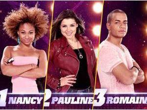Star Academy 9 : Les nominés de la semaine sont :  Nancy, Pauline et Romain...