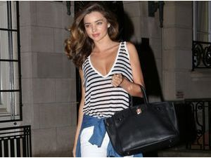 Miranda Kerr : en mode casual chic !