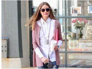 Olivia Palermo : le look trendy n'a aucun secret pour elle !
