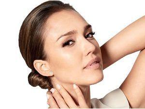 Beauté : Jessica Alba : captivante pour Braun !