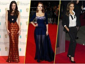 Mode : British Academy of Film Awards 2014 : focus sur les plus beaux looks des stars !