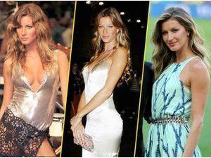 Mode : Gisele Bündchen : la célèbre top brésilienne a fêté ses 34 ans !