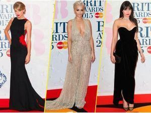 Mode : Photos : Brit Awards 2015 : Taylor Swift, Rita Ora, Daisy Lowe... retour sur les plus beaux looks !