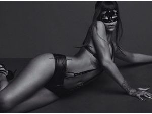 Mode : Photos : Rihanna : Scandaleusement SM sur papier glacé ...