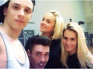 Alizée : la bombe blonde s'offre les services de son chéri pour son nouveau clip !
