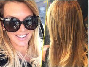 Amélie Neten : après Caroline Receveur, à son tour d'afficher sa nouvelle couleur de cheveux !