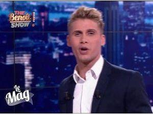 Benoît Dubois : Le Benoît Show ? C'est du bidon...