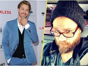 Chad Michael Murray : un changement radical !