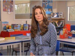 Kate Middleton : elle prend la parole pour lutter contre la dépression infantile !