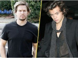 Mark Wahlberg veut la peau d'Harry Styles !