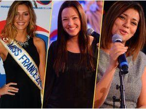Photos : Camille Cerf (Miss France 2015), Nastasha St-Pier, Sonia Lacen : toutes les plus belles pour la matinale spéciale Noël de RFM !