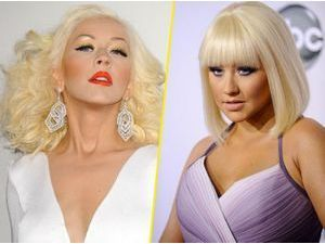 Photos : Christina Aguilera : en un an, sa transformation physique est bluffante !