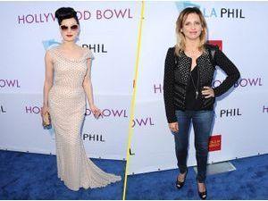 Photos : Dita Von Teese et Sarah Michelle Gellar : deux stars, deux looks bien différents !