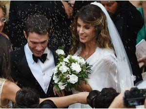 Photos : Elisabetta Canalis : l'ex de George Clooney a épousé son beau chirurgien !