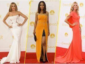Photos : Emmy Awards 2014 : Sofia Vergara, Kerry Washington, Heidi Klum : le meilleur et le pire du red carpet !