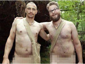 Photos : James Franco : il s'affiche (encore) tout nu, aux côtés de Seth Rogen !