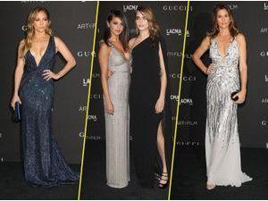 Photos : Jennifer Lopez, Selena Gomez, Cara Delevingne, Cindy Crawford, Salma Hayek... explosion de beauté au gala Lacma !