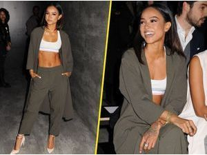 Photos : Karrueche Tran : bombesque, elle préfère sa cousine à Chris Brown !