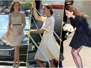 Photos : Kate Middleton : quand la duchesse se la joue Marilyn Monroe !