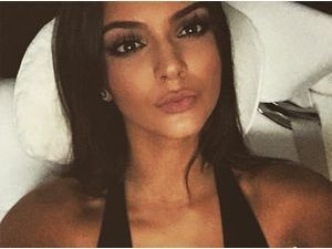Photos : Kendall Jenner : 20 millions, le chiffre du jour !