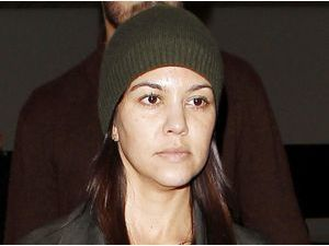 Photos : Kourtney Kardashian : découvrez-la sans maquillage !