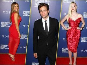 Photos : Sofia Vergara, Robert Pattinson, Elle Fanning : avalanche de stars aux HFPA Grants Banquet !