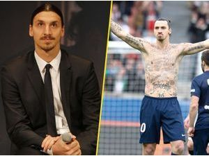 Photos : Zlatan Ibrahimovic : touchant comme jamais avec ses tatouages qui ont tant fait parler... !