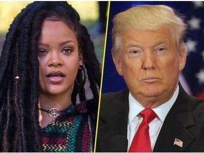 Rihanna se paye Donald Trump. Et en beauté !