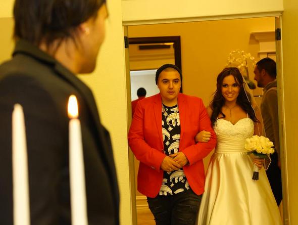 Photos  Kelly Helard et Neymar  découvrez (ENFIN) les photos de leur  mariage !