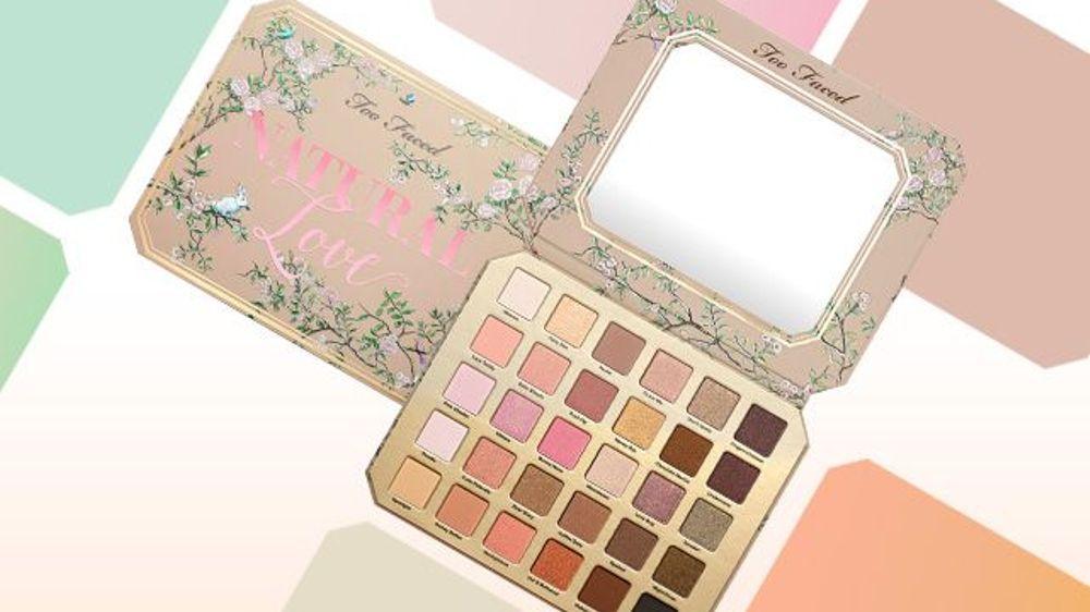"""Beauty It : La palette """"Natural Love"""" signée Too Faced"""
